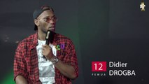 FEMUA 12_Interview Didier Drogba