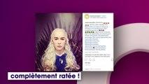 Game of Thrones : la nouvelle statue d'Emilia Clarke alias Daenerys complètement... ratée !