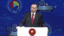 """Cumhurbaşkanı Erdoğan: """"Terör Örgütüyle El Ele Olanlar Bizimle İttifak Halinde Olamazlar"""""""