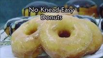 2 Types of Donuts Recipe - Homemade Donuts recipe - Simple donuts recipe - Doughnuts Recipe