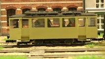 Le Tramway de Westerlo - Une maquette ferroviaire à l'échelle H0 du club MSC de Kempen - Une vidéo de Pilentum Télévision sur le modélisme ferroviaire avec des trains miniatures