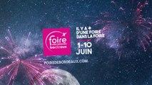 Foire Internationale de Bordeaux 2019 - Les événements à vivre en famille