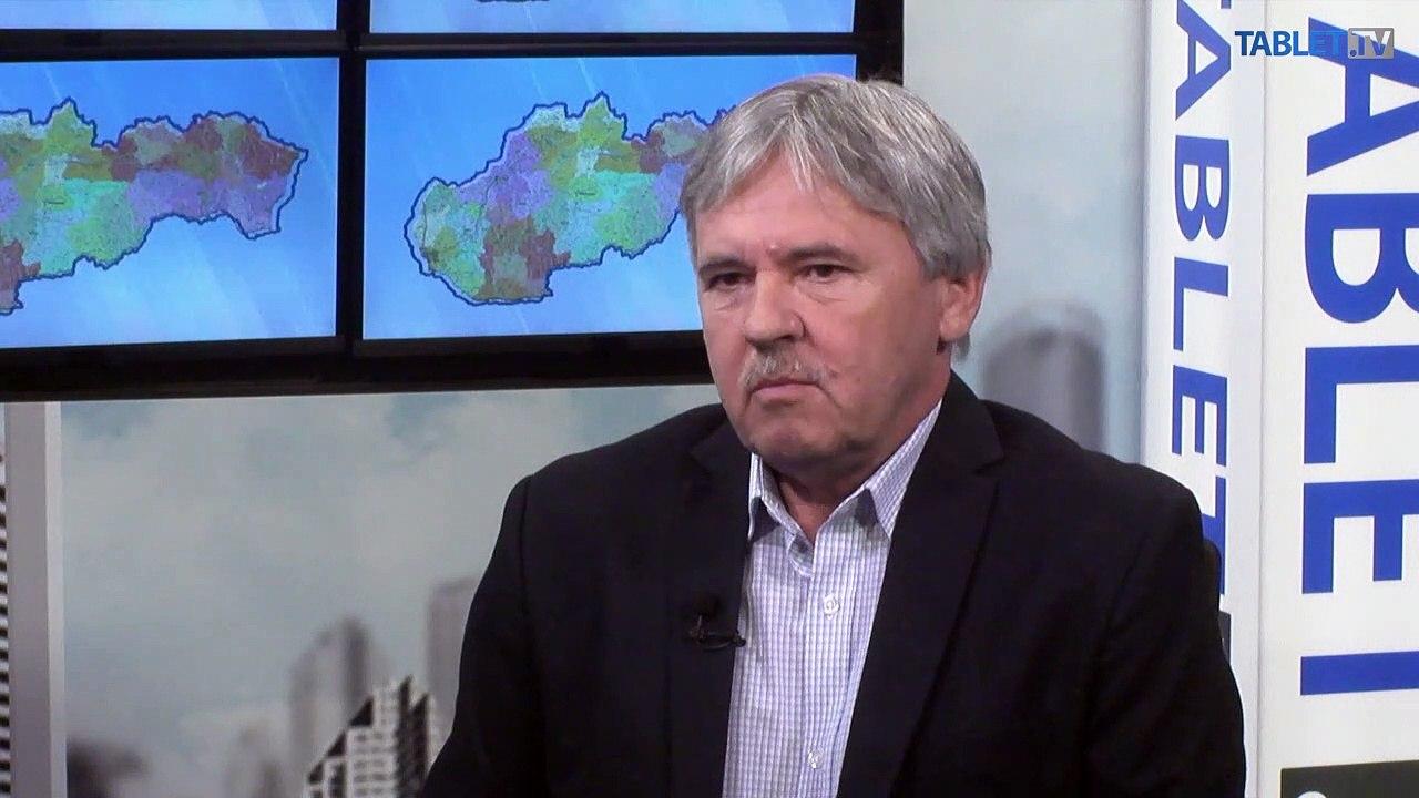 HRABKO: Dělnickou stranu zrušili až na druhý pokus. Hrozí to aj ĽS NS