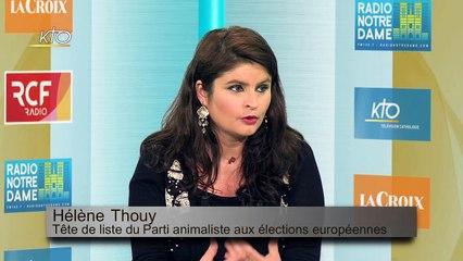 Hélène Thouy « Un déni de démocratie pèse sur la question animale »