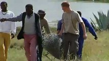 Royal Baby Countdown: Prince Harry helps out in Lesotho!