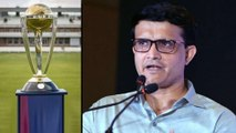 ICC Cricket World Cup 2019 : Sourav Ganguly Says India Is A Strong Team For The World Cup
