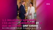 Famille Royale : Meghan Markle et le prince Harry se sont désabonnés de leurs comptes Instagram
