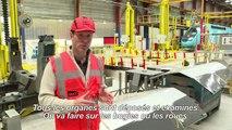 Dans ses ateliers, la SNCF fait du neuf avec des vieux TGV