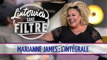 Marianne James : découvrez son Interview sans filtre !