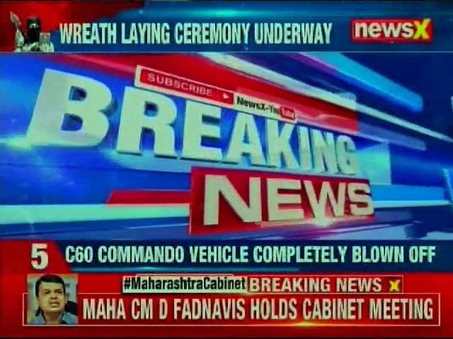 Maoist Attack: Maharashtra CM Devendra Fadnavis announces compensation of 1 Crore