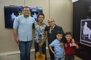 Xeque Mate com Jose Arthur, Rone Santos e Heraldo Fernandes