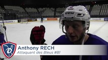Interview de Damien Fleury et d'Anthony Rech