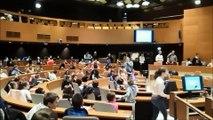 Des écoliers de primaire rencontrent le maire de Strasbourg