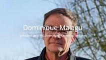 Dominique_Malagu président de la FNSEA en région Centre Val-de-Loire décrit les actes de malveillance auxquels sont confrontés les agriculteurs aujourd'hui