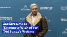 Zac Efron Believes He Is Paying Tribute To Ted Bundy Victims