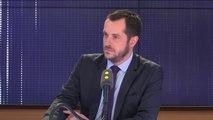 """Journée des victimes de la Shoah : l'appel au vote contre les extrêmes est """"une petite exploitation médiocre et politicienne"""", pour Nicolas Bay"""