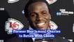 Jamaal Charles Retires Where His Career Began