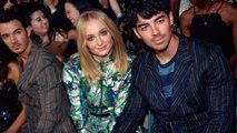 Right Now: Sophie Turner, Joe Jonas 2019 Billboard Music Awards Red Carpet