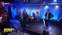 """Roméo Elvis - """"Coeur des hommes"""" (live)   Lomepal Le Vérité Show"""