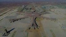 Завершено строительство крупнейшего аэропорта