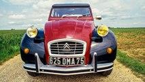 Citroën 2CV - Auch ein Megaerfolg fängt mal klein an