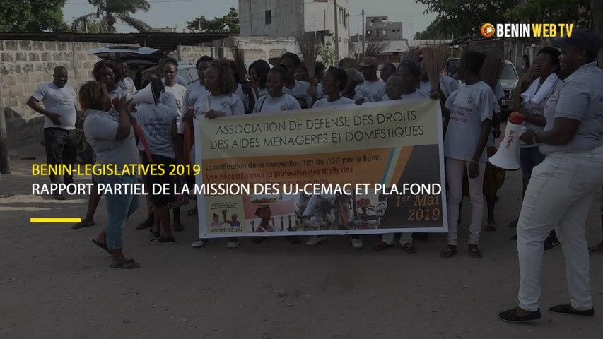 Bénin : Fête du 1er mai : les domestiques et aides ménagères réclament leurs droits | Godialy.com