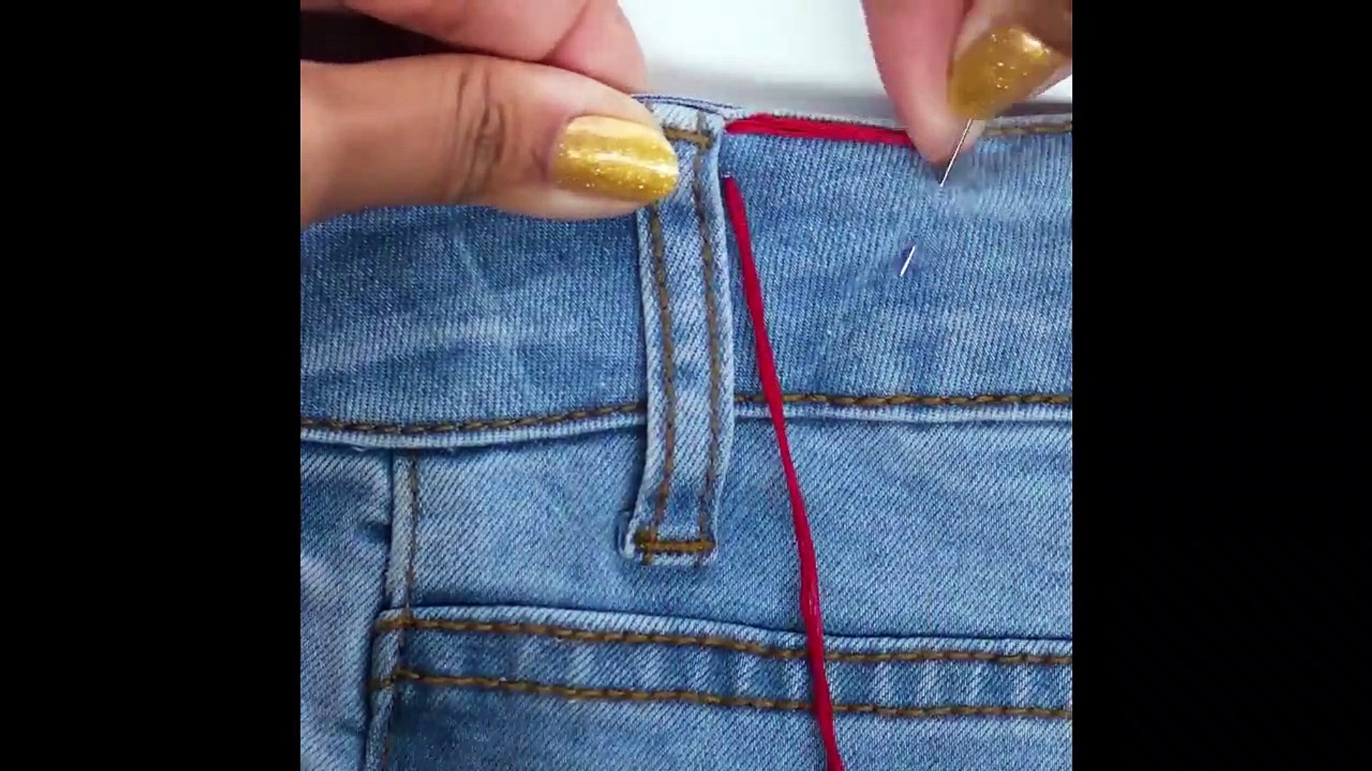 Upgrade your Clothes with these DIY Sewing Hacks!  Sewing and Clothing Tips and Tricks by Blossom