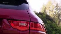 Ein Vorstadt-SUV mit Stil: Der Jaguar F-Pace S