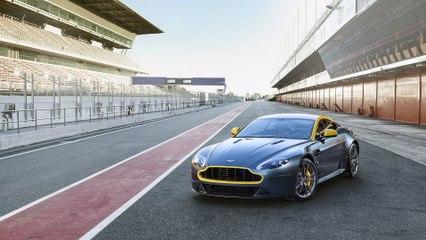 Aston Martin Vantage V8 - Ein britischer Agent auf dem Prüfstand