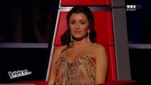 Bruno Mars – Locked Out of Heaven  | Stacey King & Wesley | The Voice France 2014 | Demi-Finale