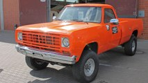 Dodge W200 - Power Wagon aus den 70ern