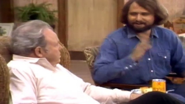 All in the Family  S 03 E 10  Flashback Mike and Glorias Wedding 2