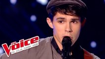 Francis Cabrel – Octobre | Lilian Renaud | The Voice France 2015 | Blind Audition