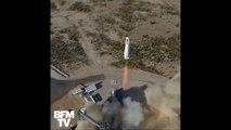 Blue Origin: la fusée de Jeff Bezos réussit son onzième vol d'essai