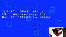 [GIFT IDEAS] Akira 35th Anniversary Box Set by Katsuhiro Otomo