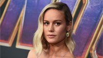 Brie Larson Debuts New Bob Haircut