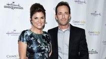 Tiffani Thiessen Says 'Beverly Hills, 90210' Co-Star Luke Perry 'Was an Amazing Man, a True Gentleman'