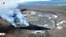 Man Suffers Serious Injuries After Falling Into The Caldera Of Hawaii's Kilauea Volcano
