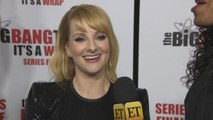 'Big Bang Theory' Finale: Melissa Rauch (Full Interview)