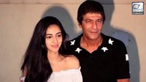 Ananya Panday Wants To Grow Thick Skin Like Dad Chunky Panday