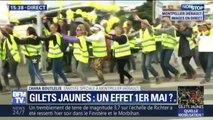 À Montpellier, une cinquantaine de gilets jaunes poursuit la mobilisation sur un rond-point en dansant