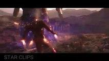Avengers: Infinity War - Avengers vs Thanos Scene HD 1080i