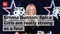 Emma Bunton Comments On The Spice Girls