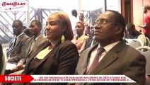 Les publications de l'ACLAP-CI- les 100 personnalités publiques influentes de Côte d'Ivoire 2018 -Secrétaired'Etat - M.ESSISEmmanuel -«Votre action est nécéssaire à l'édification de ce bateau …»