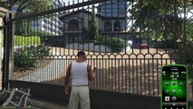 GTA 5 SECRET HIDDEN ROOMS IN FRANKLIN HOUSE (GTA 5) - video dailymotion