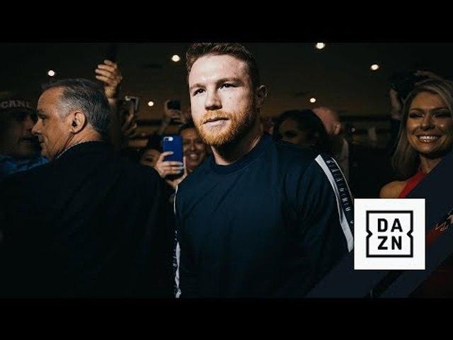 40 DAYS: Canelo vs. Jacobs | Grand Arrivals Recap