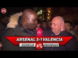 Arsenal 3-1 Valencia | Keep The Consistency, Don't Rest Players Against Brighton! (Claude)
