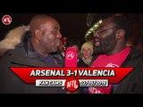 Arsenal 3-1 Valencia   Maitland-Niles Showed A Lot Of Heart Tonight! (Kenny Ken)