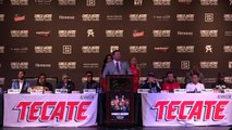 Full Undercard Press Conference