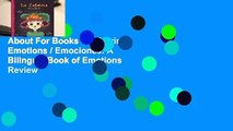 About For Books  La Catrina: Emotions / Emociones: A Bilingual Book of Emotions  Review
